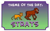 Strays