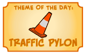 Traffic Pylon