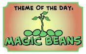 TOTD: Magic Beans
