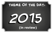 2015 (in review)