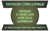 Garbage Invention